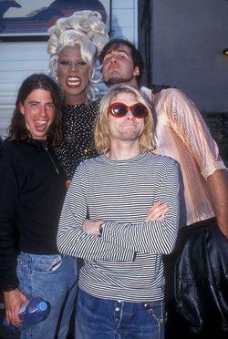 Nirvana with rupaul
