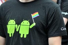 GoogleGayShirt