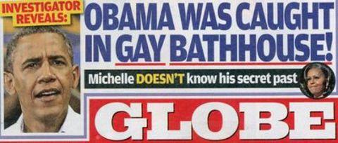Obamaglobe