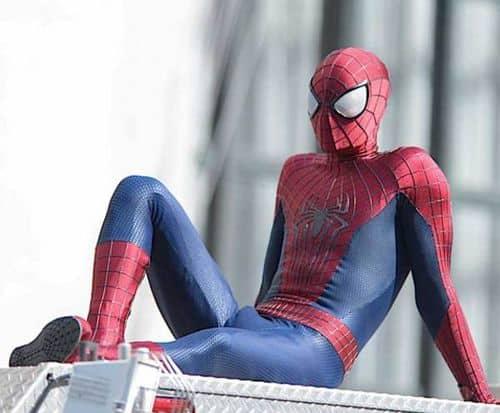 Spider-man-bulge
