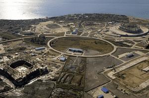Sochi construction