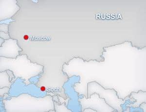 Sochi-map