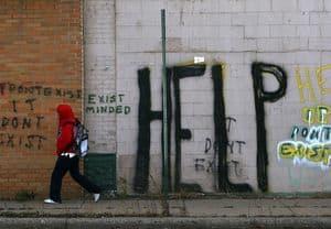 Help_graffiti