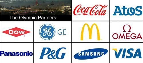 Olympic Sponsors