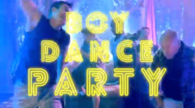 Boy dance