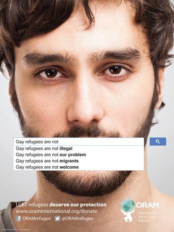 Gay Refugee