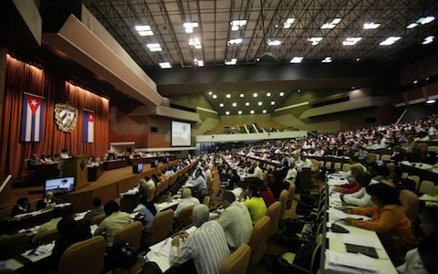 Cuban Parliament