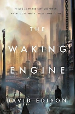 The Waking Engine cover