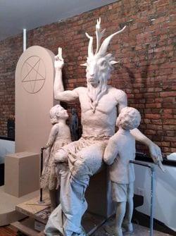Satanicmonument