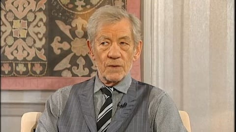 Ian mckellen says alec guinness was a self loathing bisexual