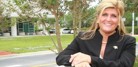 Cape Coral Mayor Marni Sawicki