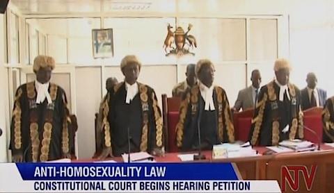 Ugandan court