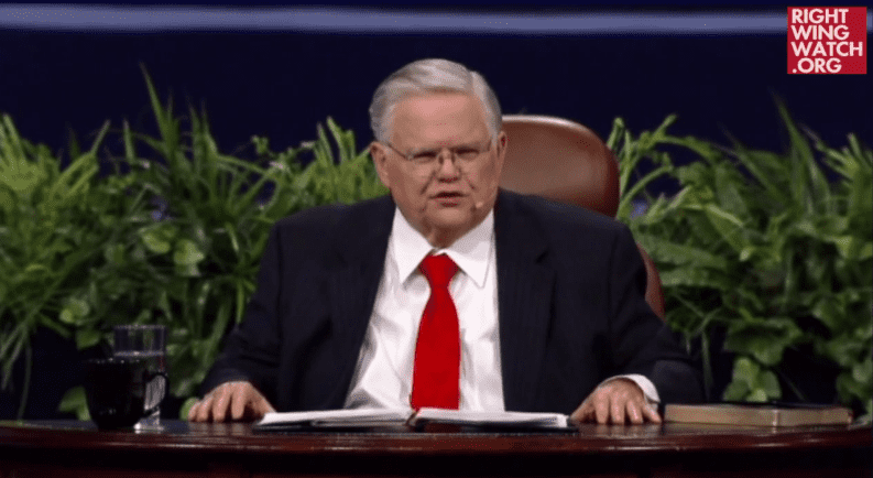 Pastor John Hagee: 'Counterfeit Christians' Supporting LGBT