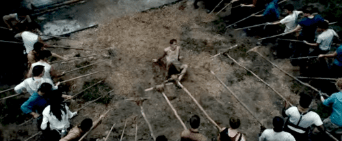 Mazerunner-sticks