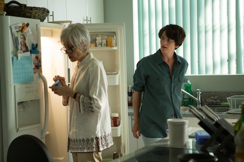 Judith Light and Gaby Hoffmann in Transparent copy