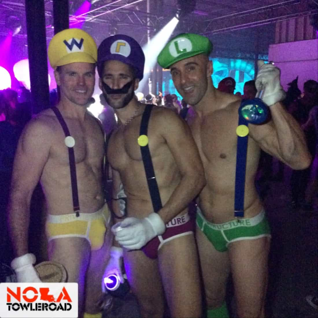 Hot Gay Halloween Costumes 50