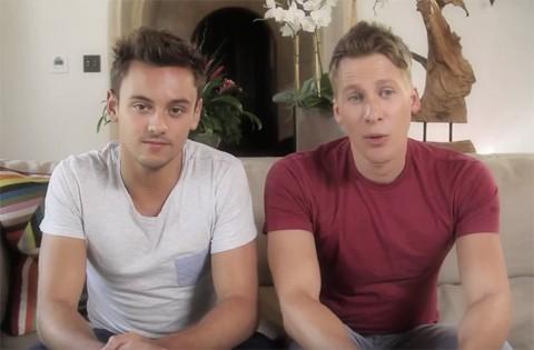 Dustin lance black gay video