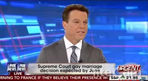 Shepard Smith Gay Marriage Supreme Court