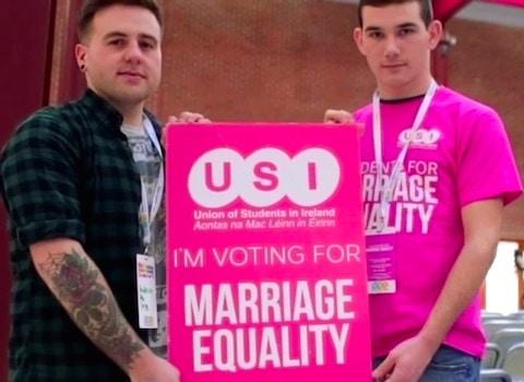 USI vote for love