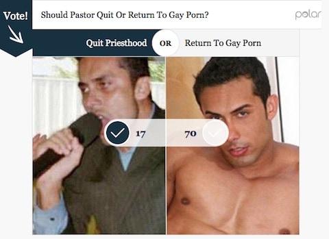 Gay priest santiago