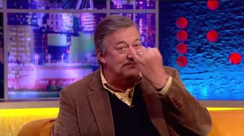 Stephen Fry Wedding Ring