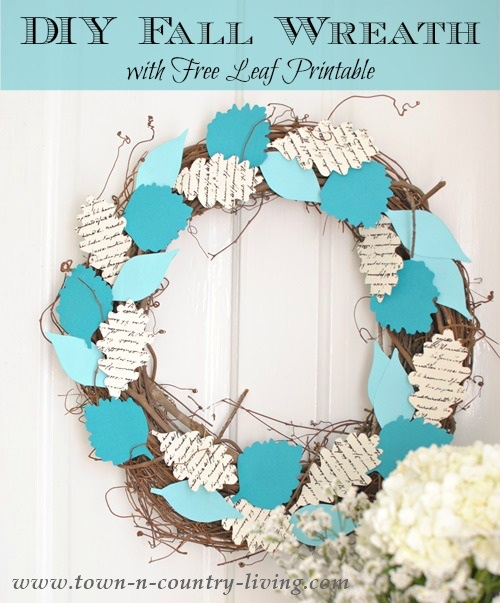 wreath template free # 76