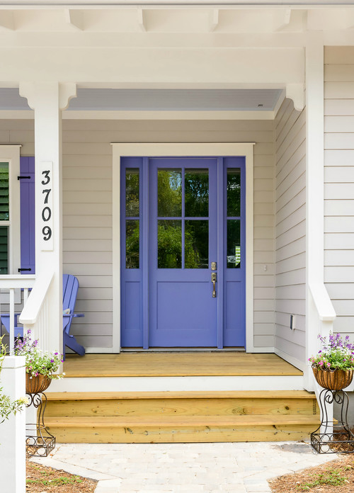 14 Charming Front Door Ideas Town Country Living