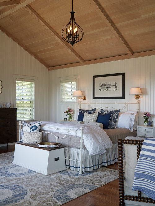 Cozy Master Bedroom Ideas Town Amp Country Living
