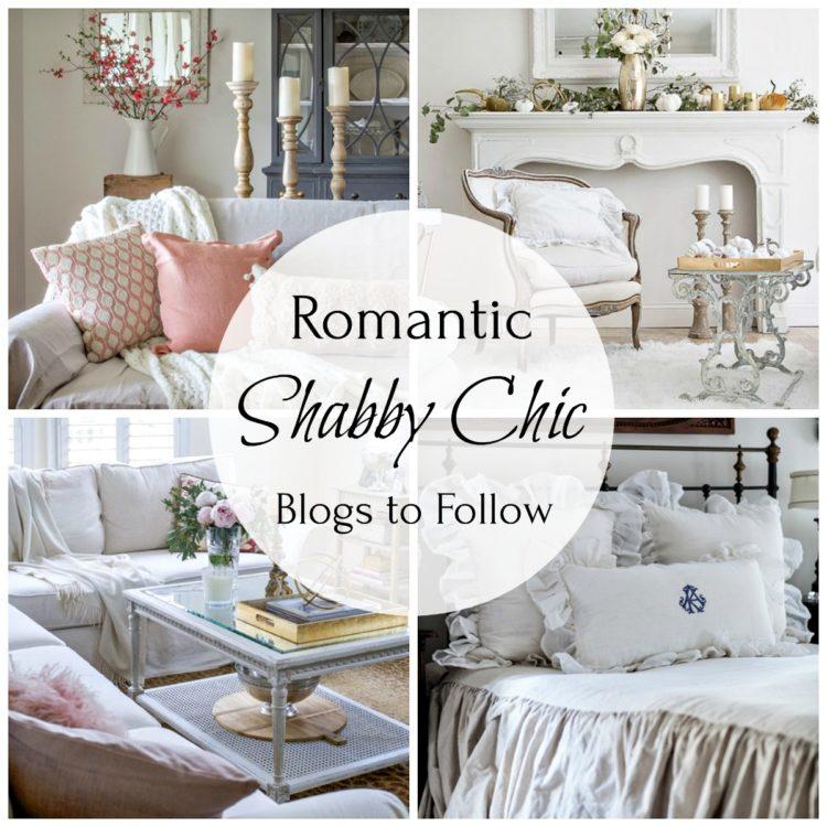 Ecco alcuni consigli dei più famosi wedding planner per rendere unico e. 7 Romantic Shabby Chic Blogs To Follow Town Country Living