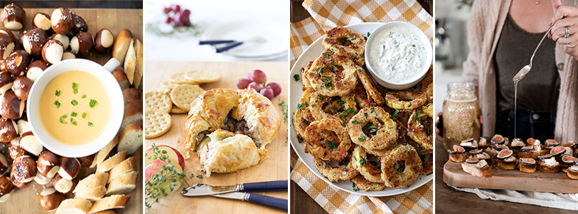 16 Fall Appetizers