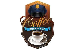 Coffee with a Cop at Chik Fil A