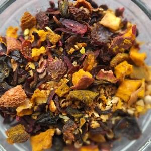 Town Coffee Corner - Organic Teas and Coffees - Citrus Kiss