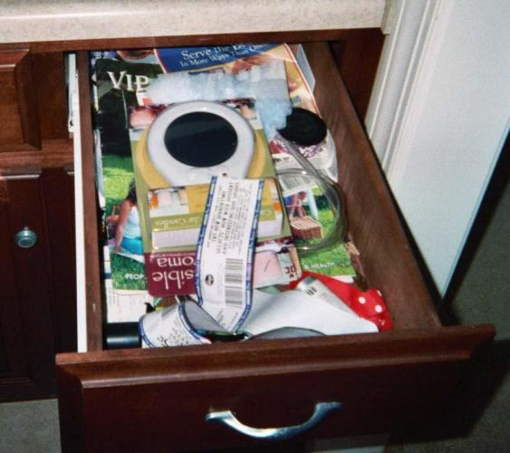 I Have A Junk Drawer In My Head
