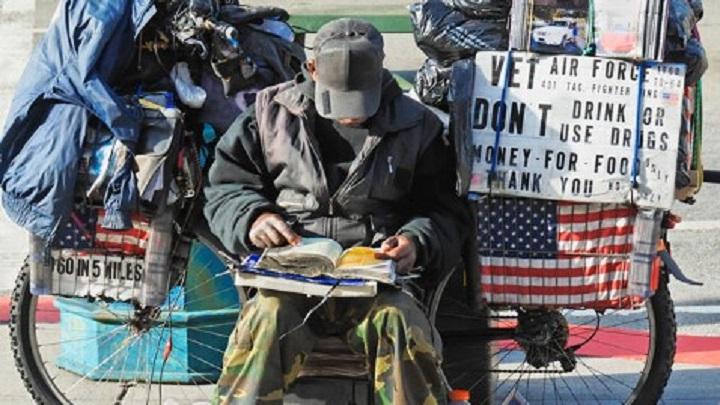 Homeless Veterans, Our Nation's Shame