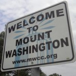 Welcome to Mt. Washington