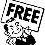man-free-sign
