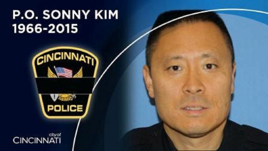 For Police Officer Sonny Kim