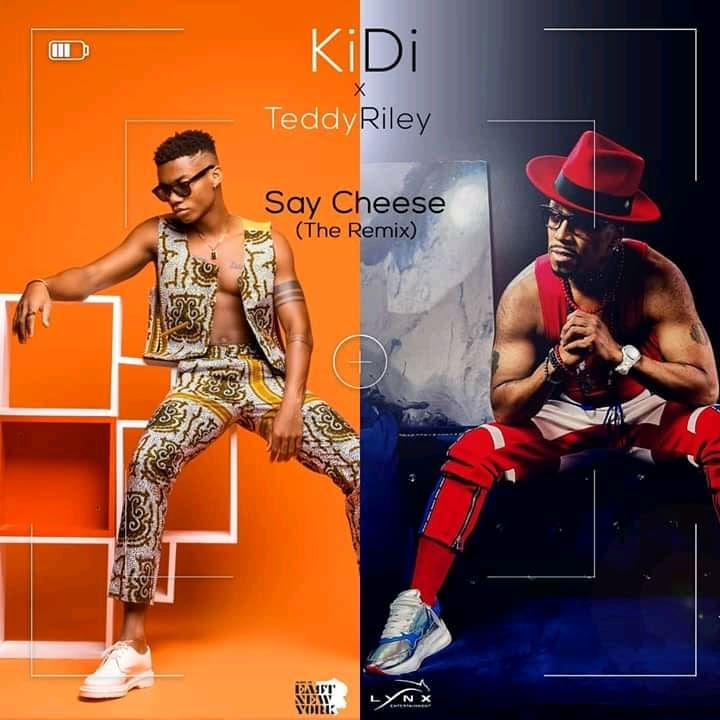 KiDi announces Say Cheese Remix