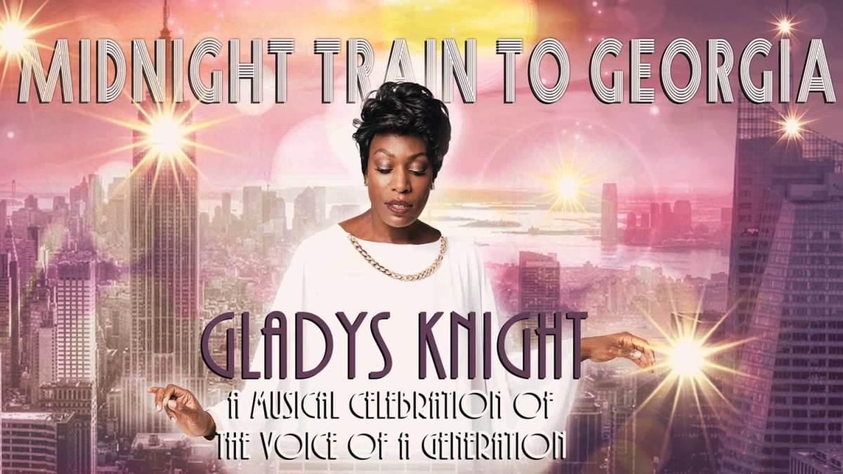 Gladys Knight: Midnight Train to Georgia | Towngate Theatre