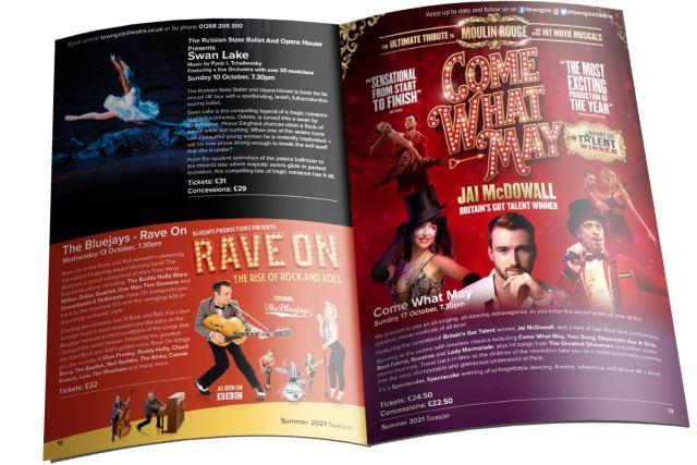 Towngate brochure Summer 2021
