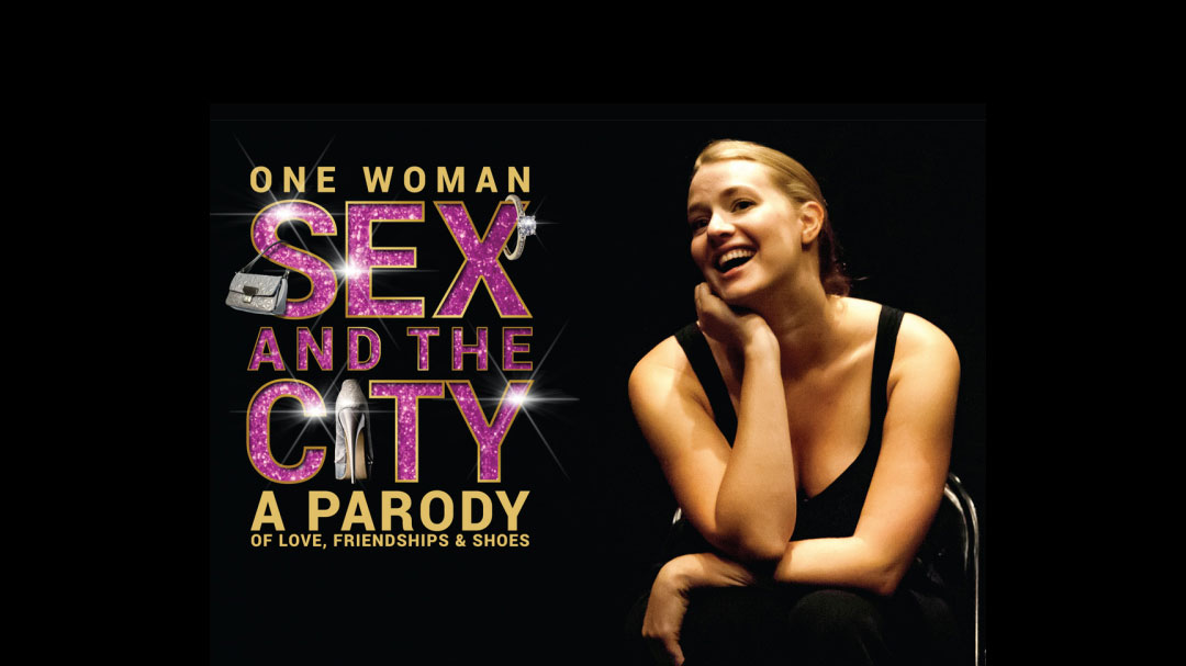 Sex and the city muscle paridy