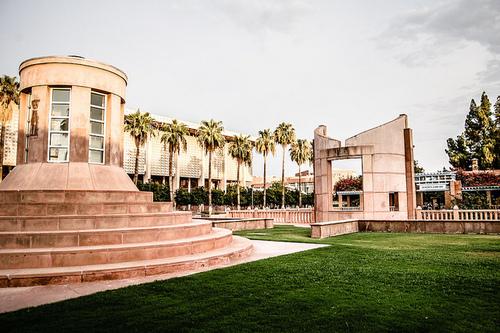 亞利桑納州立大學坦佩分校(Arizona State University) - 美國城鎮旅遊網