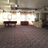 The Stanton Art Gallery (available for pre-show receptions)
