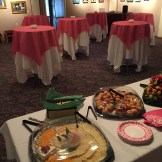 Private company event hosted in the Stanton Art Gallery