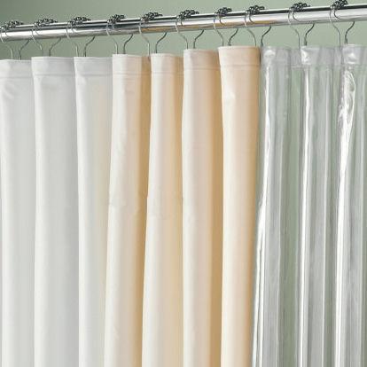 84 Extra Long Vinyl Shower Curtain Liner Townhouse Linens
