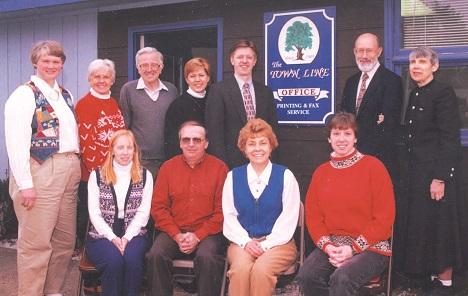The staff under the regime of Dennis Keller