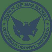 Town of Big Sandy, Montana seal