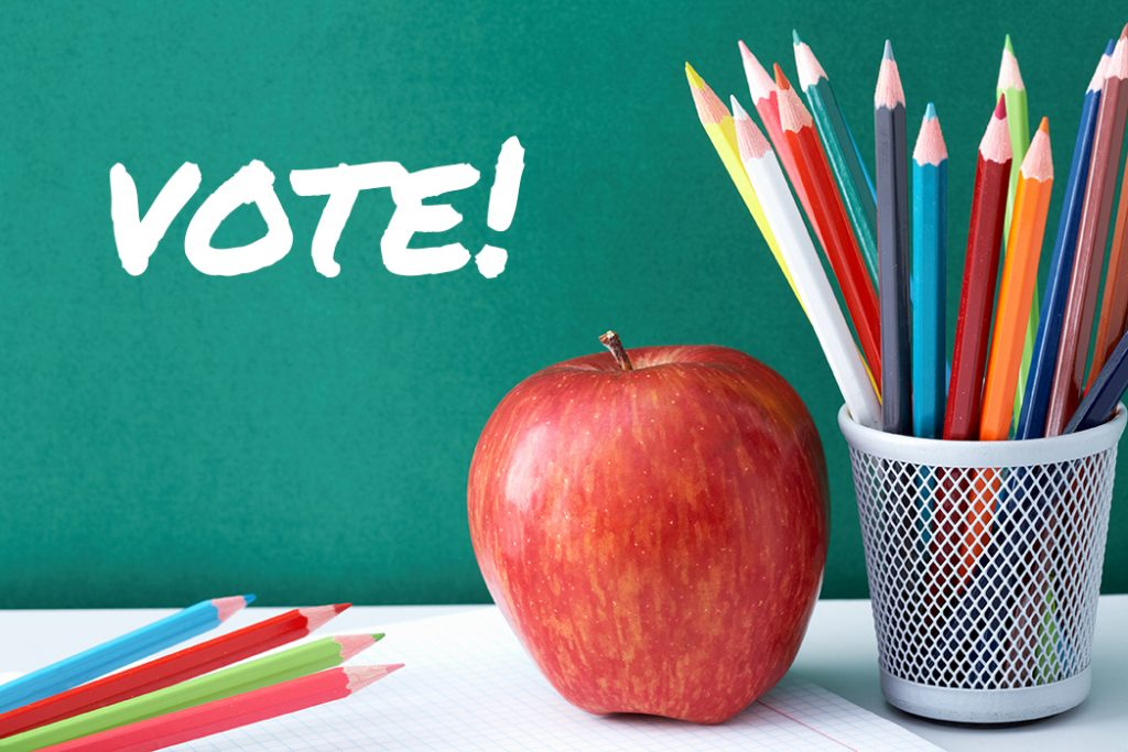 Corning School District Vote