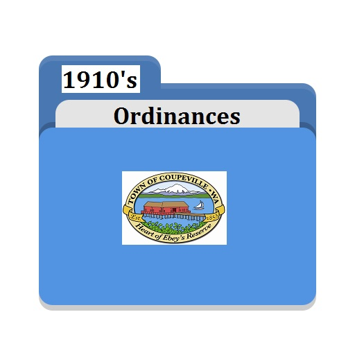 folder-blue-icon - 1910 Ordinances