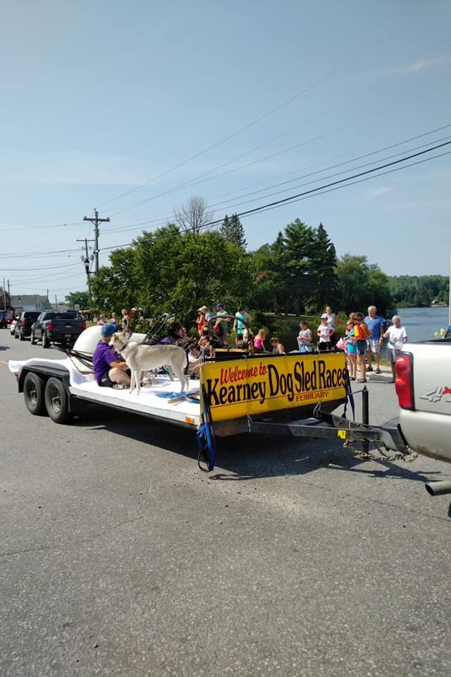 Regatta 2018 Parade